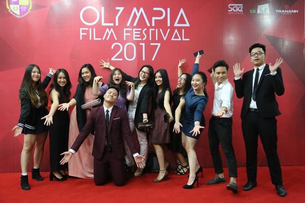 Đã tìm ra đoàn làm phim học sinh chiến thắng trong Olympia Film Festival 2017 - Ảnh 5.