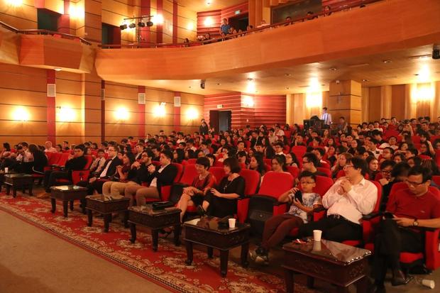 Đã tìm ra đoàn làm phim học sinh chiến thắng trong Olympia Film Festival 2017 - Ảnh 2.
