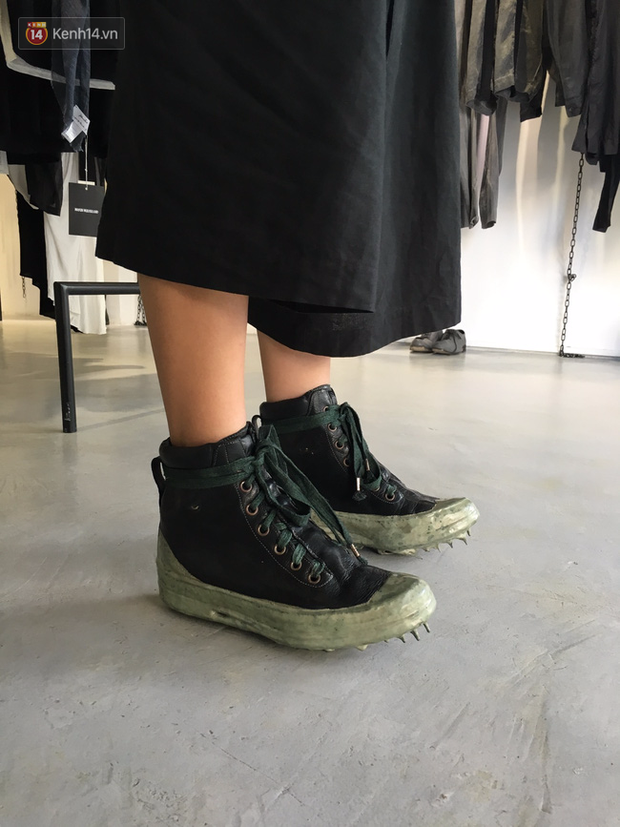 Cô nàng đầu giày của cộng đồng sneakers Việt: Mình và sneakers như tiếng sét ái tình, nhìn là biết đây là nền văn hóa dành cho mình rồi - Ảnh 19.