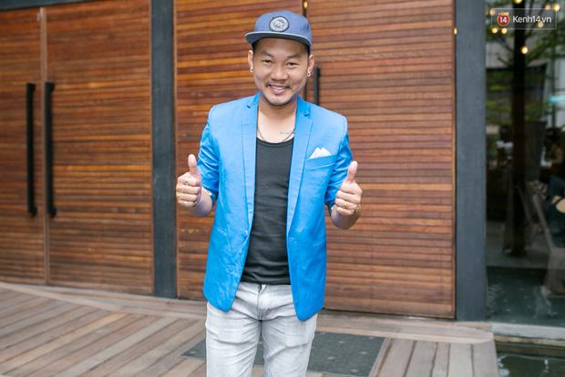 Đàm Vĩnh Hưng - Dương Triệu Vũ đầy tình cảm trong buổi ra mắt show thực tế mới cùng nhau - Ảnh 8.