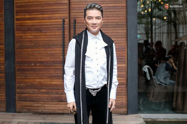 Đàm Vĩnh Hưng - Dương Triệu Vũ đầy tình cảm trong buổi ra mắt show thực tế mới cùng nhau - Ảnh 6.