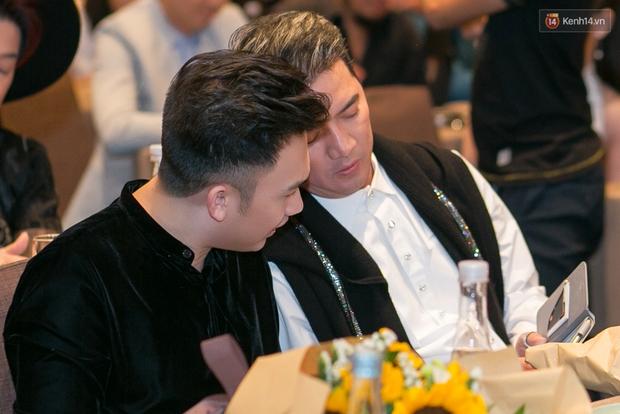 Đàm Vĩnh Hưng - Dương Triệu Vũ đầy tình cảm trong buổi ra mắt show thực tế mới cùng nhau - Ảnh 5.