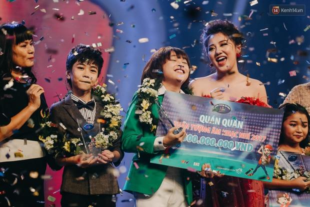 Cậu bé 12 tuổi Thiên Khôi chiến thắng Vietnam Idol Kids mùa 2 một cách áp đảo! - Ảnh 3.
