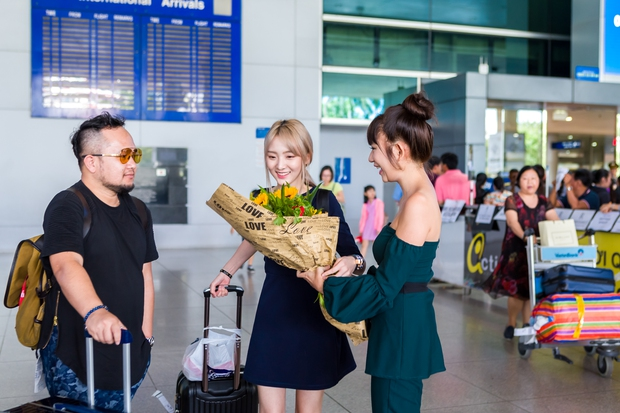 Hotgirl Nene có mặt tại Việt Nam nhận vai nữ chính trong Lật Mặt 3 của Lý Hải 5