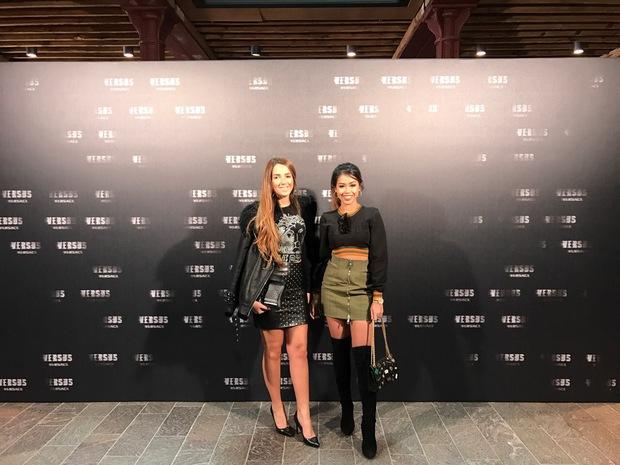Hóa ra Thảo Tiên - em chồng Hà Tăng mới là mỹ nhân Việt càn quét front-row từ London đến Milan Fashion Week - Ảnh 9.