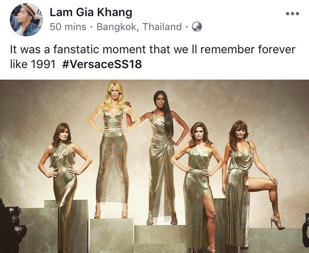 Hội chị em bạn dì siêu mẫu huyền thoại từ thời bố mẹ mình đã quy tụ đầy đủ trên sàn diễn Versace - Ảnh 7.