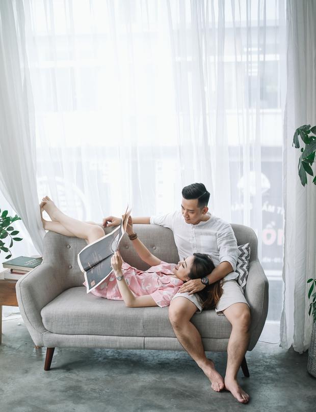Xem trọn bộ ảnh cưới thêm lần nữa cực viên mãn của Hằng Túi - Ảnh 9.