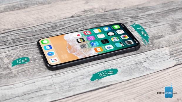 iPhone 8 đọ dáng với loạt bom tấn smartphone chất nhất hiện nay, thật sự quá ấn tượng! - Ảnh 1.