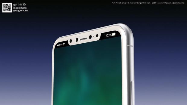 Không phải iPhone 8, Apple sẽ gọi mẫu smartphone đỉnh nhất của họ là iPhone X - Ảnh 2.