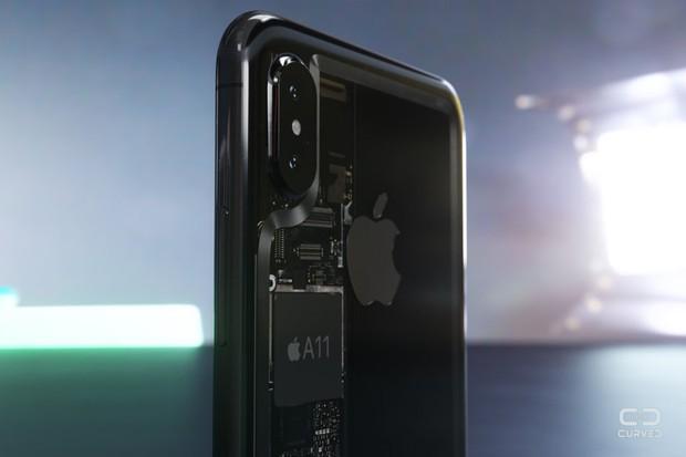 Ngắm nhìn ý tưởng iPhone 8 trong suốt đẹp không chỗ nào chê - Ảnh 4.