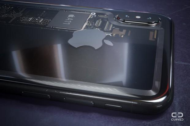 Ngắm nhìn ý tưởng iPhone 8 trong suốt đẹp không chỗ nào chê - Ảnh 6.