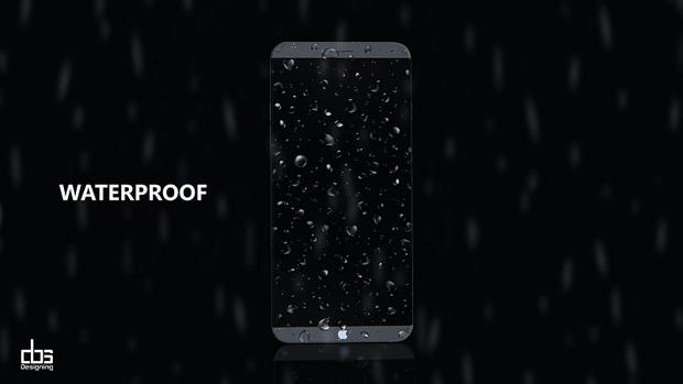 Galaxy S8 đã là gì, chiếc iPhone 8 ĐỎ RỰC đẹp đến nỗi bạn phải ngẩn ngơ - Ảnh 3.