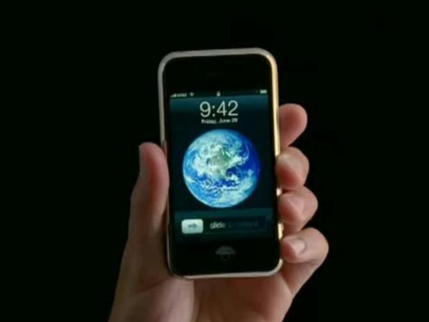 Bí ẩn đầy bất ngờ về hình nền mặc định đầu tiên trên iPhone - Ảnh 1.