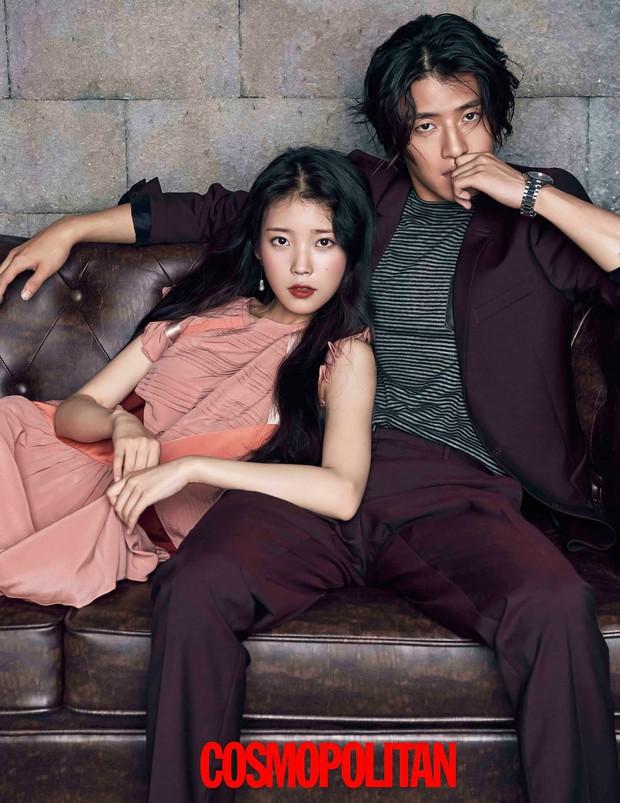 Lộ ảnh được cho là bằng chứng cặp đôi Người tình ánh trăng Kang Ha Neul và IU đang hẹn hò - Ảnh 2.