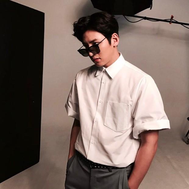 Hiếm ai như Ji Chang Wook, để kiểu tóc nào cũng xuất sắc! - Ảnh 4.