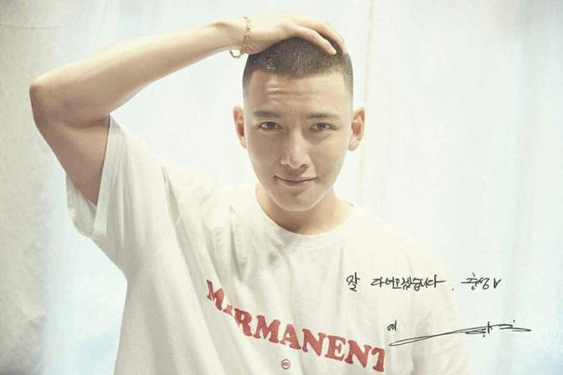 Hiếm ai như Ji Chang Wook, để kiểu tóc nào cũng xuất sắc! - Ảnh 11.