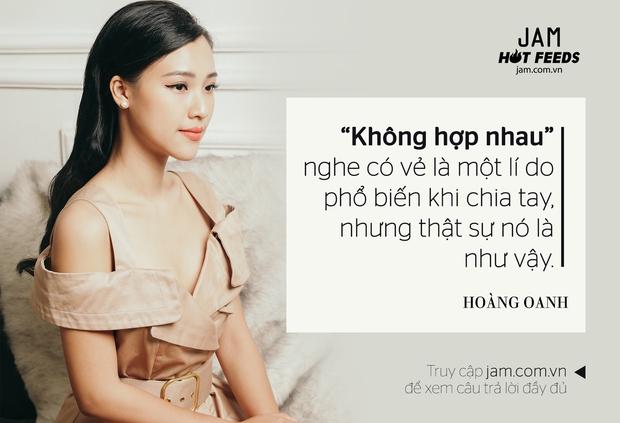 Hoàng Oanh: Tình yêu với Huỳnh Anh vẫn là một tình yêu đẹp và trọn vẹn - Ảnh 5.