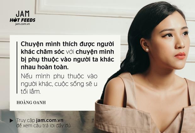 Hoàng Oanh: Tình yêu với Huỳnh Anh vẫn là một tình yêu đẹp và trọn vẹn - Ảnh 11.