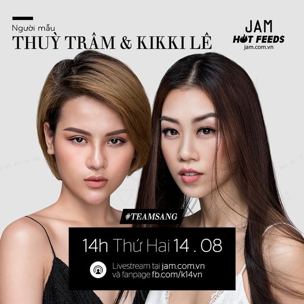 Next Top Model: Nguyễn Hợp đỏng đảnh nằm vật ra salon, không chịu chơi với team Sang - Ảnh 6.