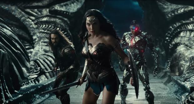 Trailer mới của Justice League nhá hàng sự trở lại của Superman - Ảnh 2.