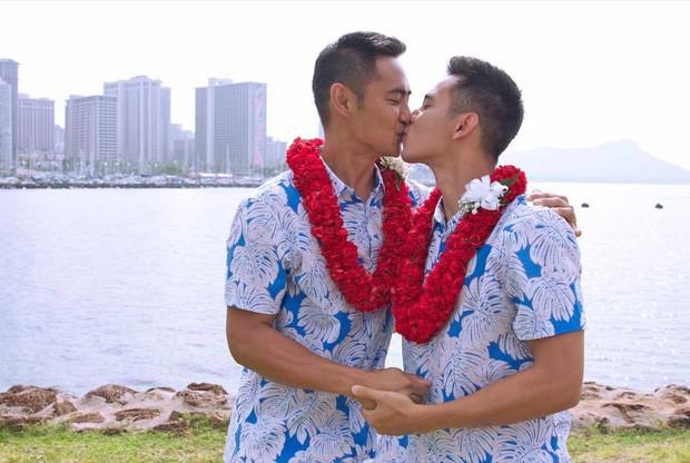 Hồ Vĩnh Khoa tổ chức đám cưới đồng tính với bạn trai tại Mỹ - Ảnh 2.