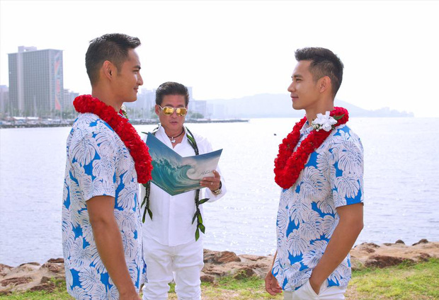 Hồ Vĩnh Khoa tổ chức đám cưới đồng tính với bạn trai tại Mỹ - Ảnh 4.