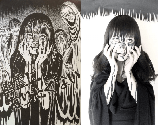 Thán phục tài năng cosplay của cô gái chuyên hóa thân thành oan hồn hoạt hình Nhật Bản - Ảnh 3.