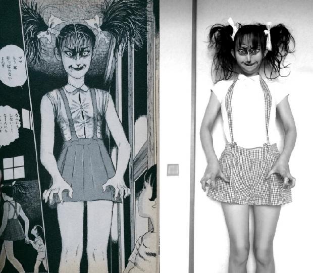 Thán phục tài năng cosplay của cô gái chuyên hóa thân thành oan hồn hoạt hình Nhật Bản - Ảnh 5.