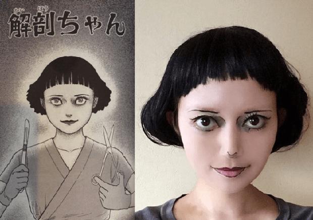 Thán phục tài năng cosplay của cô gái chuyên hóa thân thành oan hồn hoạt hình Nhật Bản - Ảnh 13.