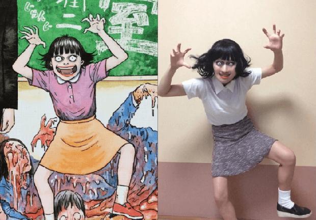 Thán phục tài năng cosplay của cô gái chuyên hóa thân thành oan hồn hoạt hình Nhật Bản - Ảnh 17.