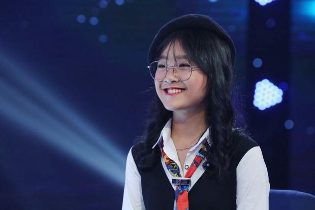 Cô bé Nghệ An khiến mẹ bật khóc trên truyền hình, khán giả bật dậy vỗ tay - Ảnh 17.