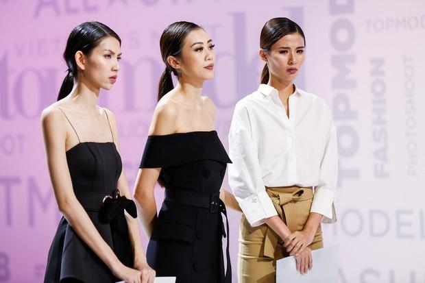 Next Top Model: Cao Thiên Trang trả ảnh, kéo cả team Sang ra về vì Kikki Lê bị loại vô lí! - Ảnh 5.