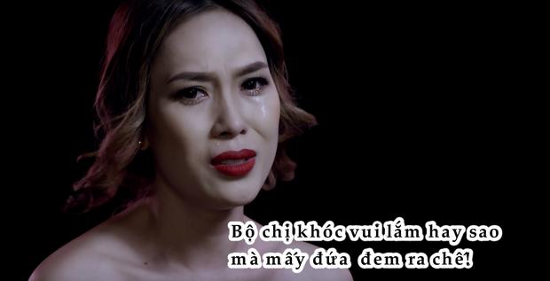 Cảnh Mỹ Tâm khóc nức nở trong MV mới trở thành nguồn cảm hứng vô tận của dân mạng - Ảnh 2.