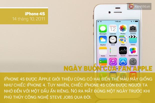 Săm soi lịch sử tắc kè hoa của chiếc iPhone, bạn thích màu máy nào nhất? - Ảnh 4.