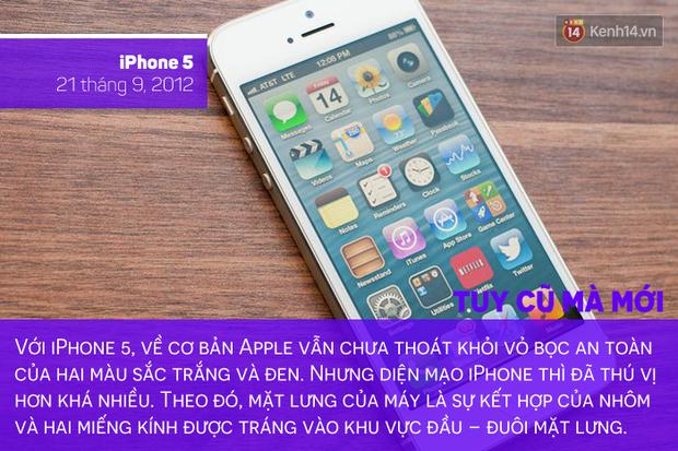 Săm soi lịch sử tắc kè hoa của chiếc iPhone, bạn thích màu máy nào nhất? - Ảnh 5.