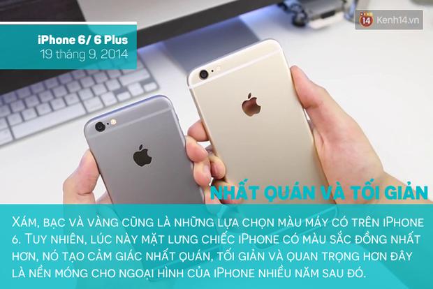 Săm soi lịch sử tắc kè hoa của chiếc iPhone, bạn thích màu máy nào nhất? - Ảnh 8.
