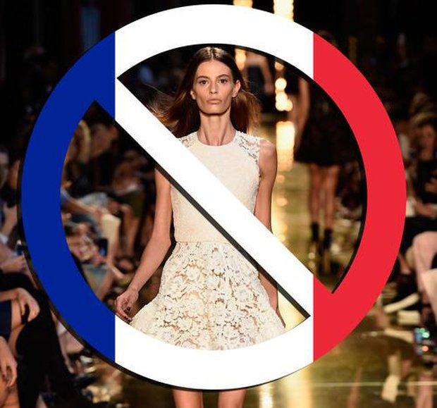 Người mẫu gầy giơ xương: Cơn ác mộng dai dẳng mà ngành công nghiệp thời trang đã tạo ra! - Ảnh 6.