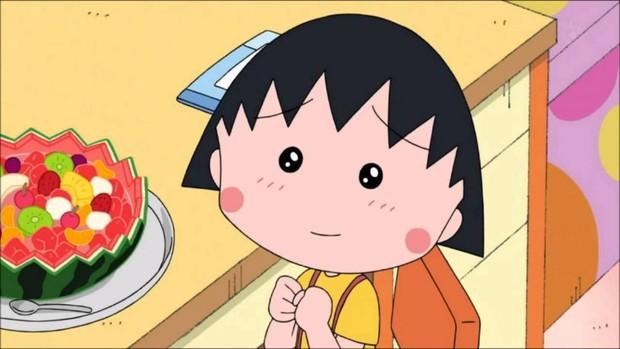 Bị mẹ ngăn cản, cô bé 5 tuổi vẫn kiên quyết cắt tóc răng cưa để giống thần tượng Maruko - Ảnh 3.