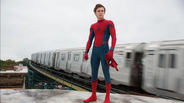 Spider-Man: Homecoming là phim siêu anh hùng ăn khách nhất năm 2017 - Ảnh 2.