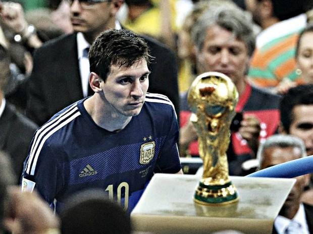 Argentina đừng lo: FIFA không thể thiếu Messi - Ảnh 1.