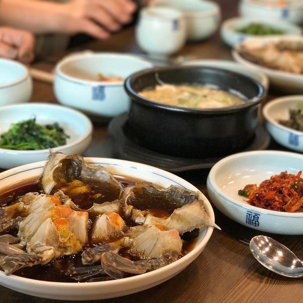 Nhìn những món ăn nổi tiếng Hàn Quốc này, đảm bảo rất nhiều người muốn... bỏ chạy - Ảnh 1.