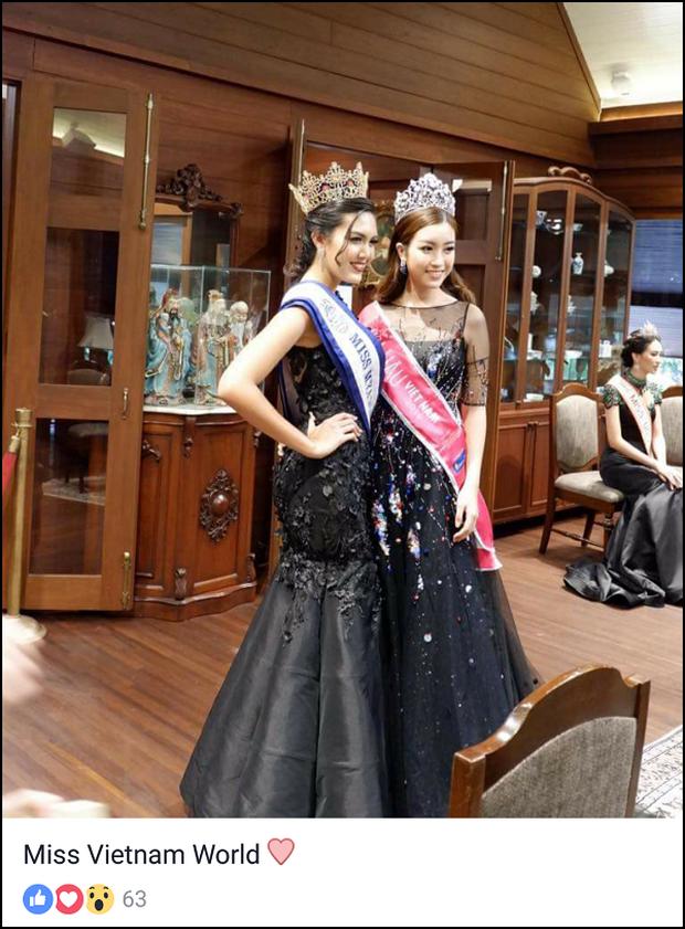 Hoa hậu Mỹ Linh sẽ là đại diện tiếp theo của Việt Nam đến với đấu trường nhan sắc Miss World 2017? - Ảnh 1.