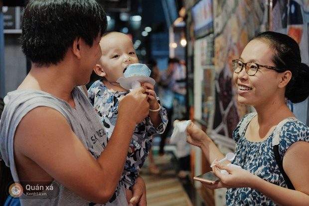 Sài Gòn: Đi thử ngay món kem hoa hồng đang khiến cư dân mạng thế giới sốt xình xịch - Ảnh 14.