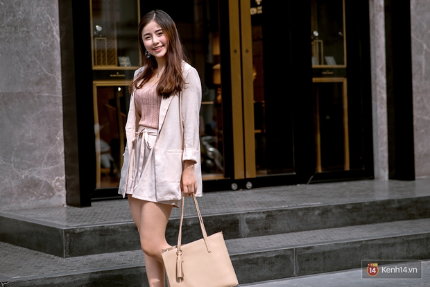 Trời dần vào thu, street style của giới trẻ Việt cũng đa dạng và chất hơn hẳn - Ảnh 4.