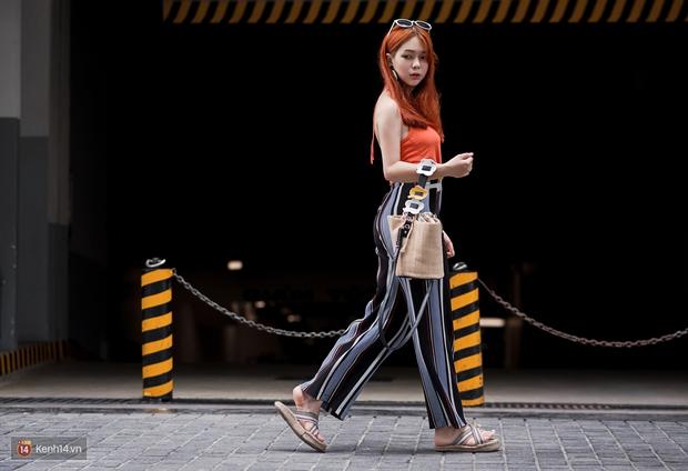 Trời dần vào thu, street style của giới trẻ Việt cũng đa dạng và chất hơn hẳn - Ảnh 5.