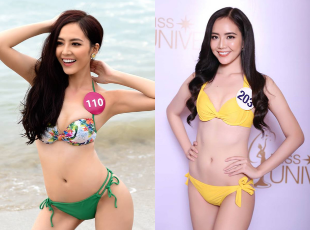 Chẳng biết vì sao mà cứ đi thi Hoa hậu Hoàn vũ là thân hình sao Việt này bỗng dưng trở nên khác hình bình thường? - Ảnh 21.