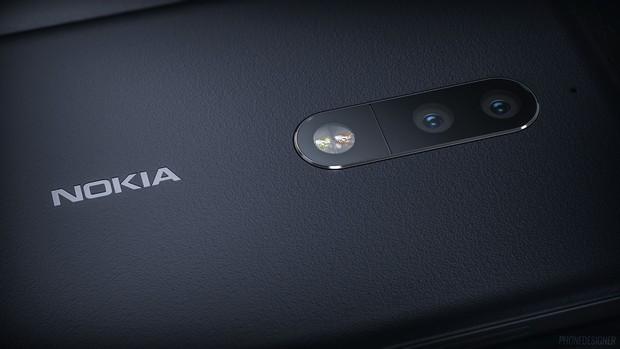 Cận cảnh smartphone của Nokia đẹp và chất ăn đứt iPhone 7 - Ảnh 3.