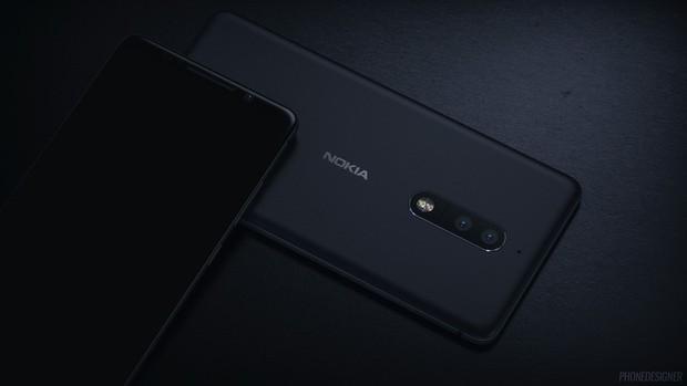Cận cảnh smartphone của Nokia đẹp và chất ăn đứt iPhone 7 - Ảnh 4.