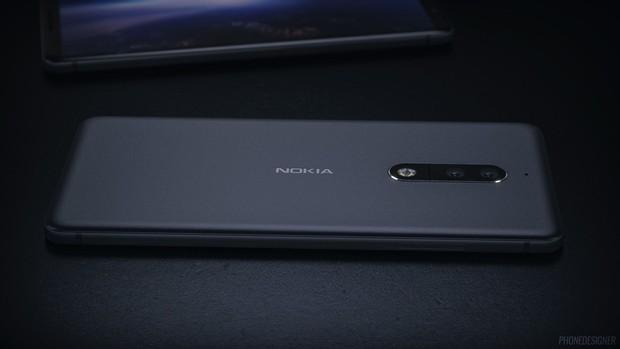 Cận cảnh smartphone của Nokia đẹp và chất ăn đứt iPhone 7 - Ảnh 5.