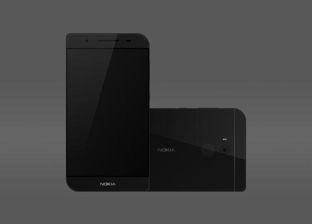 Bạn sẽ ngạc nhiên khi thấy mẫu thiết kế Nokia chiếc lá 2017 này - Ảnh 3.